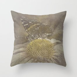 fleeting memory Throw Pillow