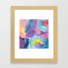 Jelly Bean Framed Art Print