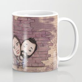 Line Matita's Art - Murales Coffee Mug
