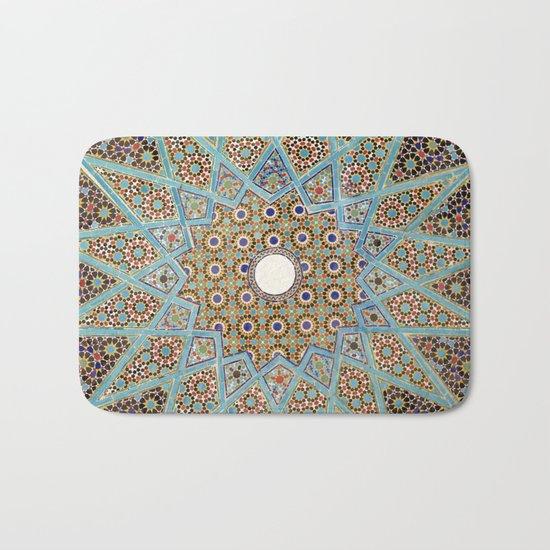 Mandala Pattern 2 Bath Mat