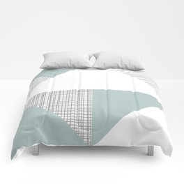NANI Green Comforters