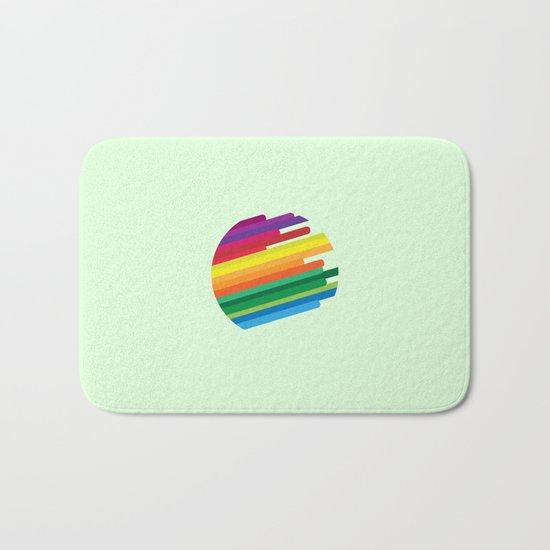 Colouring your world Bath Mat