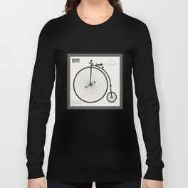 Penny Farthing 1891 Long Sleeve T-shirt