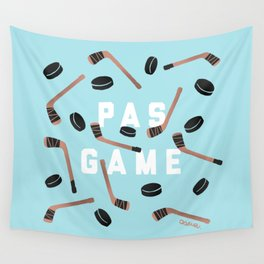 PAS GAME Wall Tapestry