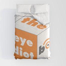 the idiot box Comforters