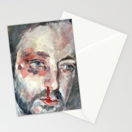 Portrait Study  Stationery Cards