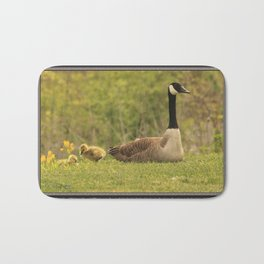 Canada Goose Family Bath Mat