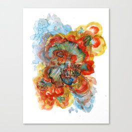 The Things Canvas Print