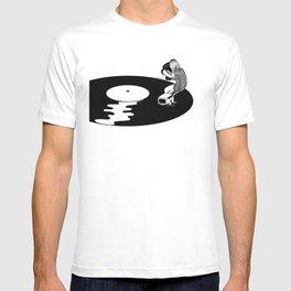Don't Just Listen, Feel It T-shirt