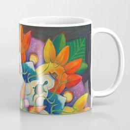 "Mandala ~ ""Changing Turtle Seasons"" Coffee Mug"