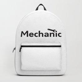 Mechanic Backpack