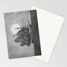 Night Odyssey  Stationery Cards