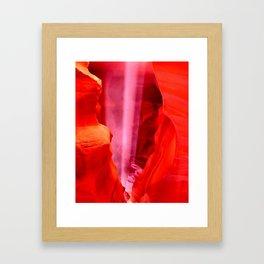The Cavern II Framed Art Print