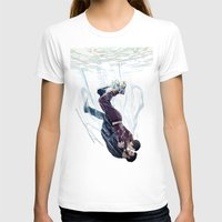 underwater T-shirts featuring Underwater by MGNemesi