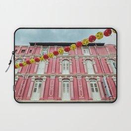 Colonial Facade Laptop Sleeve