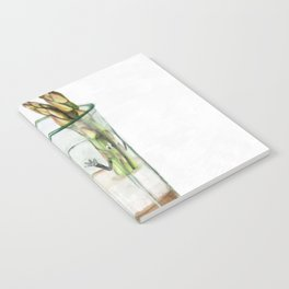 La Cuisine Fusion - Aspargus Latte Notebook