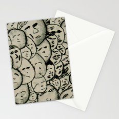 People Vs. Urban Living Stationery Cards