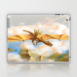 The City Of The Dragon Laptop & iPad Skin