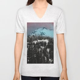 Over The hills and Far Away Unisex V-Neck