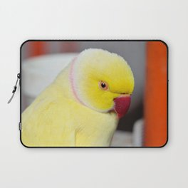 Bright and Sleepy Laptop Sleeve