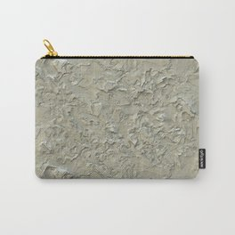 Rough Plastering Texture Carry-All Pouch