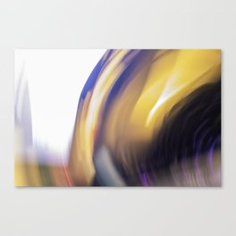 painting with light no. 1 Canvas Print