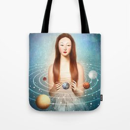 Like the Sun Tote Bag