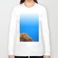 school Long Sleeve T-shirts featuring School by Tyler Lucas