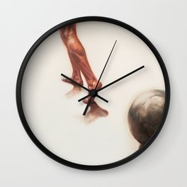 Atlas Shrugged Wall Clock