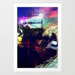 The Watchtower Art Print