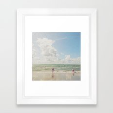 Nature's Playground Framed Art Print