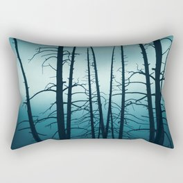 The Forest and the Apocalypse II Rectangular Pillow