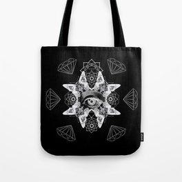 Dark Light Series Tote Bag