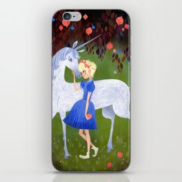 In the Pomegranate Forest iPhone Skin