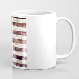 Vintage Patriotic American Liberty Coffee Mug