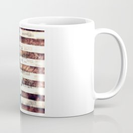 Vintage Patriotic American Liberty Coffee Mug