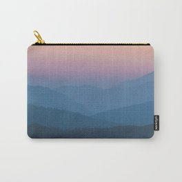 Sunset over Nepal Carry-All Pouch