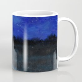 First Frost - In the Midst of Night Coffee Mug