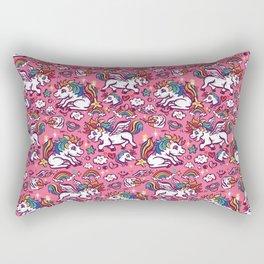 Baby unicorns Rectangular Pillow