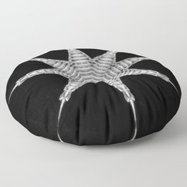 Ninja Star 10 Floor Pillow