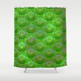 Deco by little blossoms ... Shower Curtain
