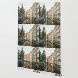 Amsterdam Canals Wallpaper