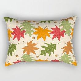 Autumn Day Rectangular Pillow