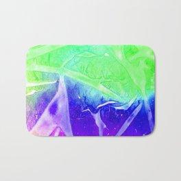 Aurora 3 - Green Sky Bath Mat