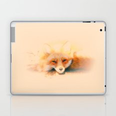 Soft and Foxy Laptop & iPad Skin