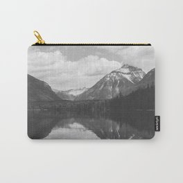 Peace At Lake McDonald  Carry-All Pouch