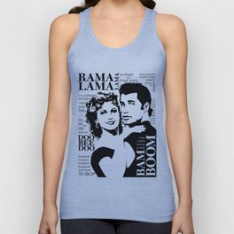 Grease Unisex Tank Top