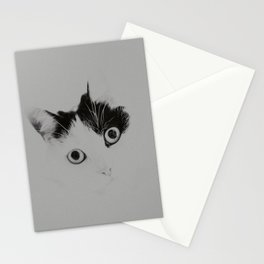 Black & Meow Stationery Cards