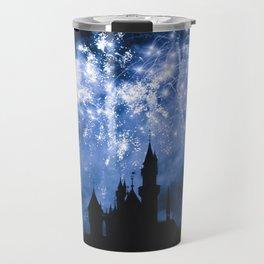 Sleeping Beauty Castle Travel Mug