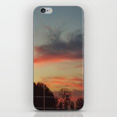 Brilliant Sunset iPhone & iPod Skin